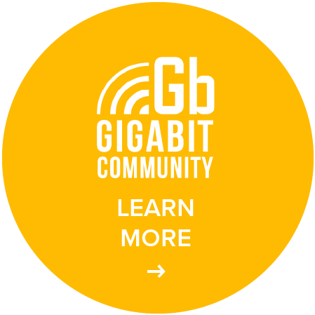 Gigabit Community - Learn More
