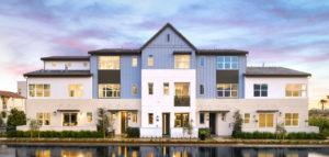 Exterior | Enliven | New Homes in Rancho Cucamonga, CA | Van Daele Homes