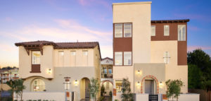 Exterior | Lumin | New Homes in Rancho Cucamonga, CA | Van Daele Homes