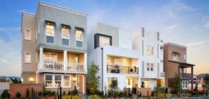 Exterior | Tempo | New Homes in Rancho Cucamonga, CA | Van Daele Homes