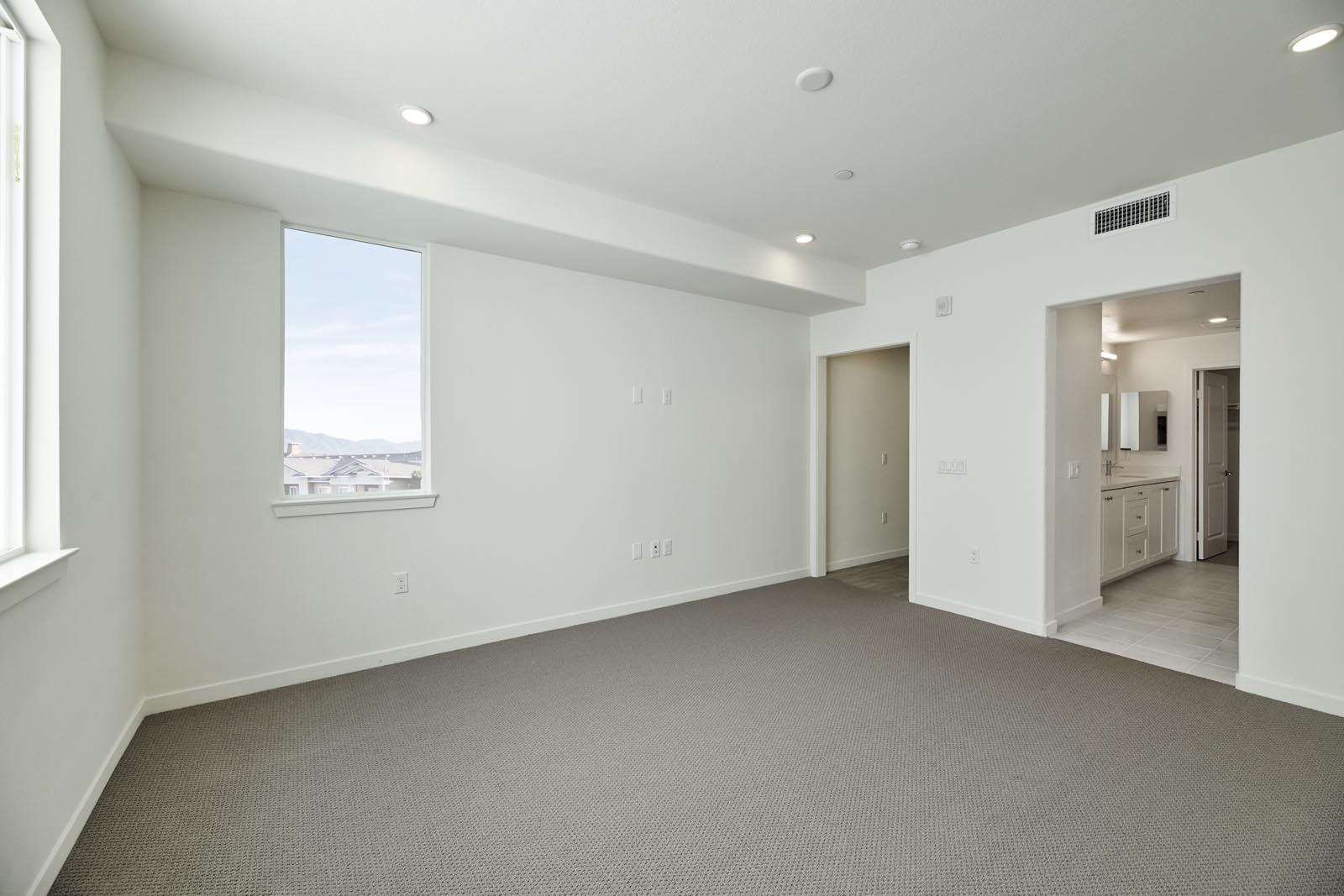 Bedroom | Residence 2 | Aspire | New Homes in Rancho Cucamonga, CA | Van Daele Homes