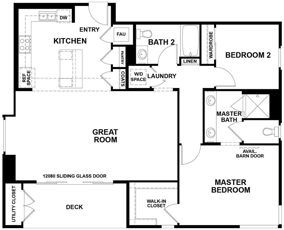 Aspire | Residence 3 First Floor
