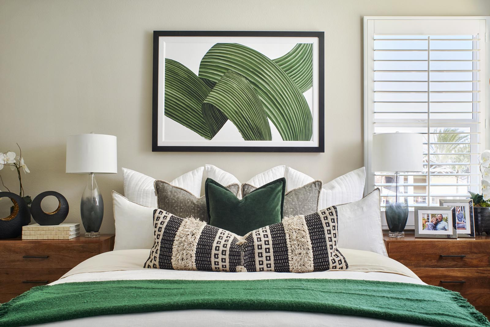 Master Bedroom | Residence 3 | Aspire | New Homes in Rancho Cucamonga, CA | Van Daele Homes