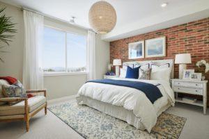 Master Bedroom   Residence 4   Aspire   New Homes in Rancho Cucamonga, CA   Van Daele Homes
