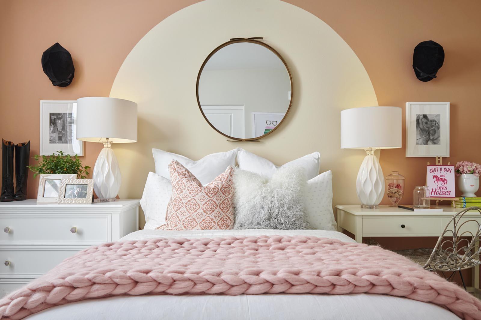 Bedroom | Residence 5 | Aspire | New Homes in Rancho Cucamonga, CA | Van Daele Homes