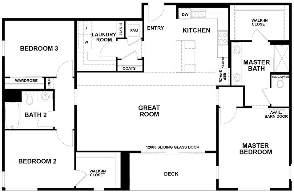 Aspire | Residence 5 First Floor