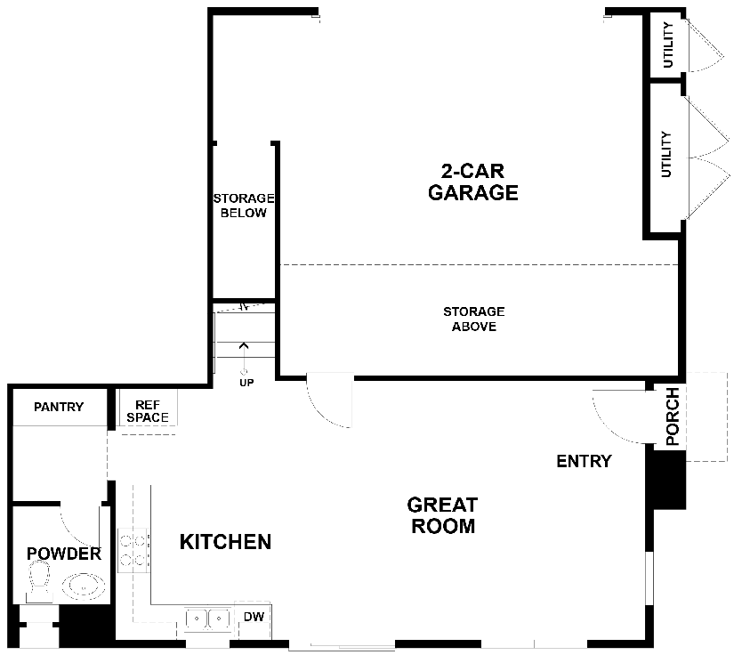 Enliven | Residence 1 First Floor