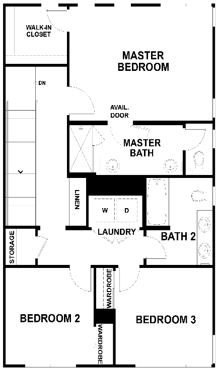Enliven | Residence 1 Second Floor