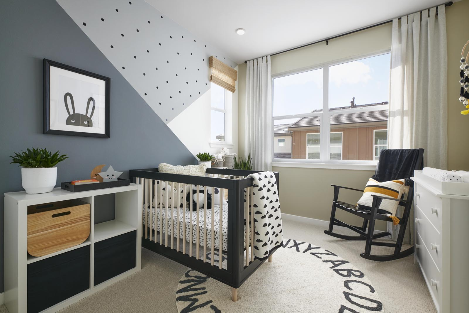 Bedroom | Residence 2 | Enliven | New Homes in Rancho Cucamonga, CA | Van Daele Homes