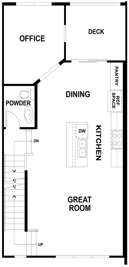 Enliven | Residence 2 Second Floor