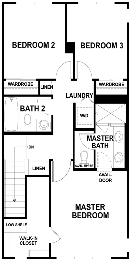 Enliven | Residence 2 Third Floor