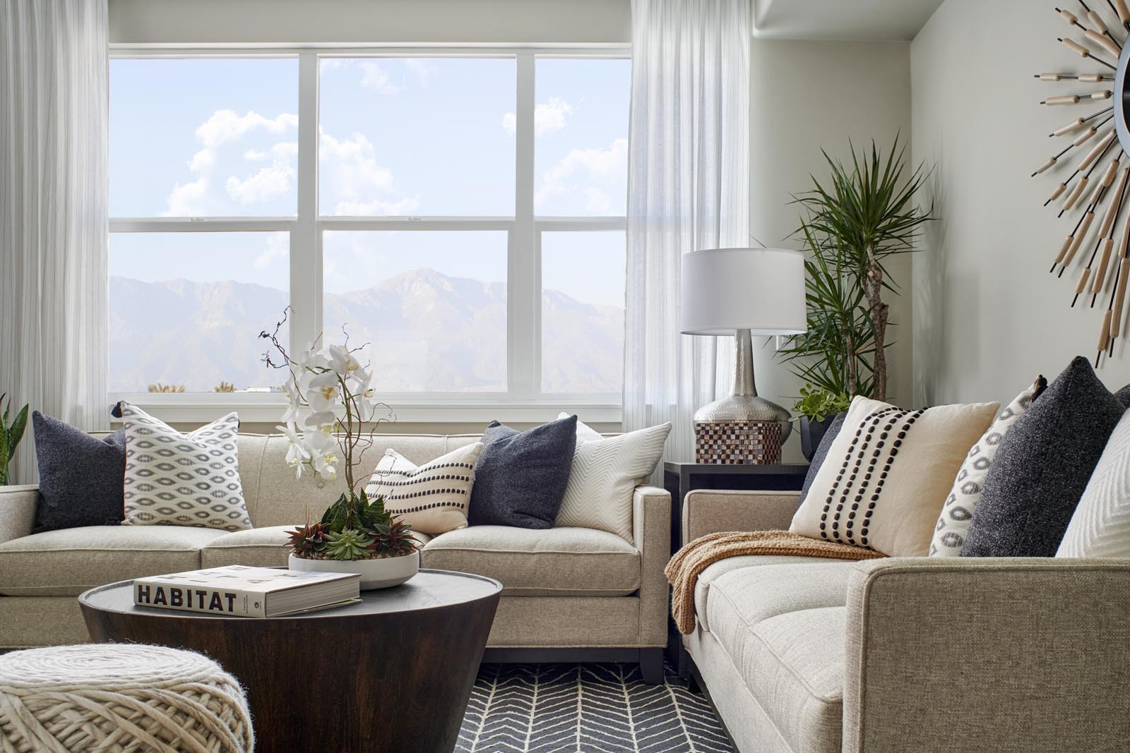 Great Room   Residence 2   Enliven   New Homes in Rancho Cucamonga, CA   Van Daele Homes