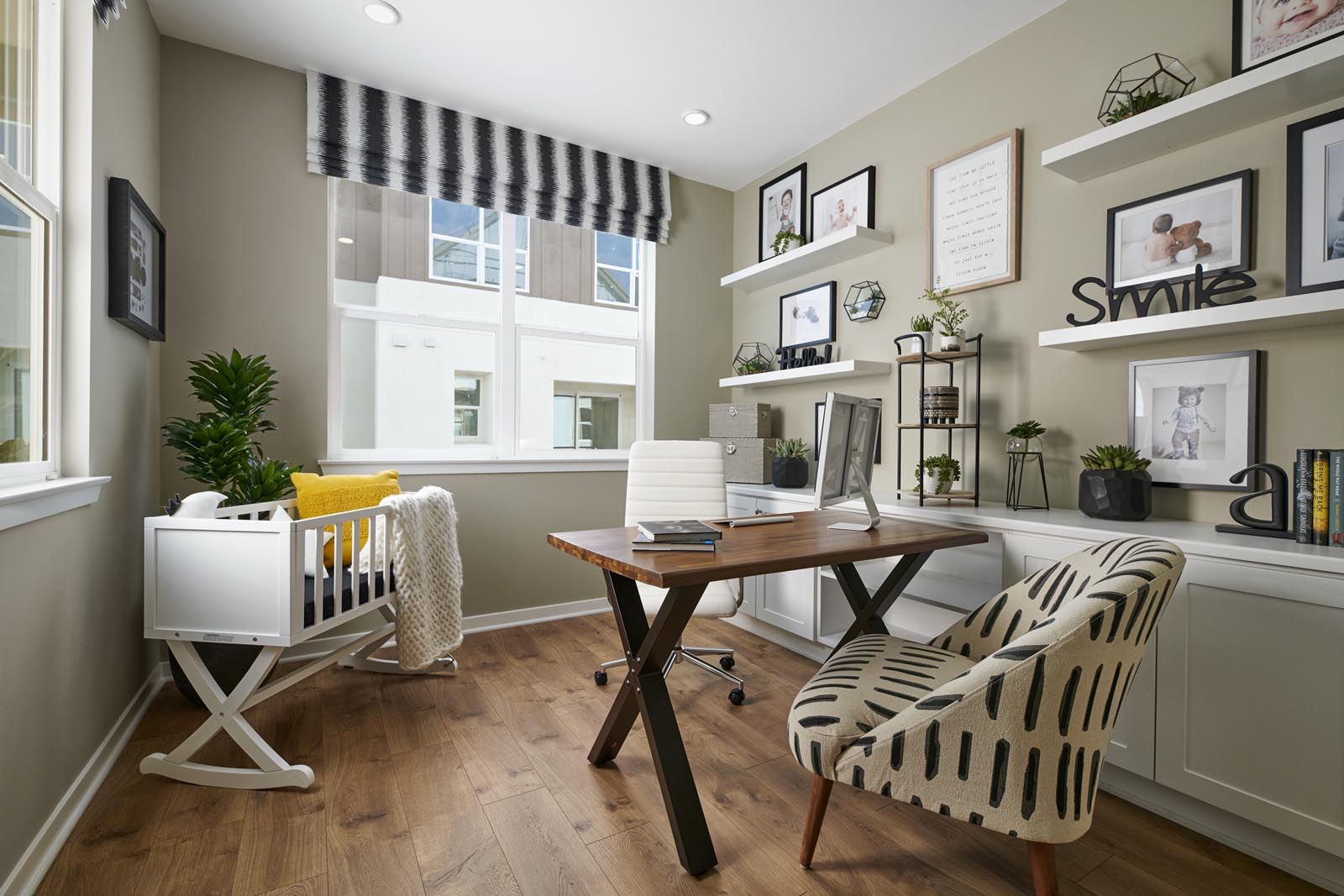 Office   Residence 2   Enliven   New Homes in Rancho Cucamonga, CA   Van Daele Homes