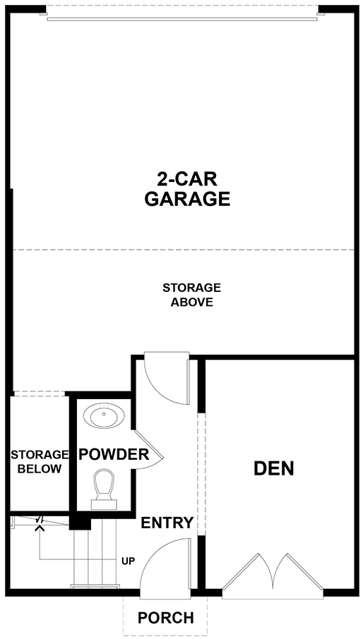 Enliven | Residence 3 First Floor