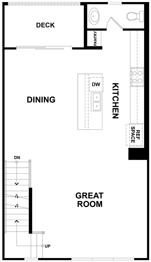 Enliven | Residence 3 Second Floor