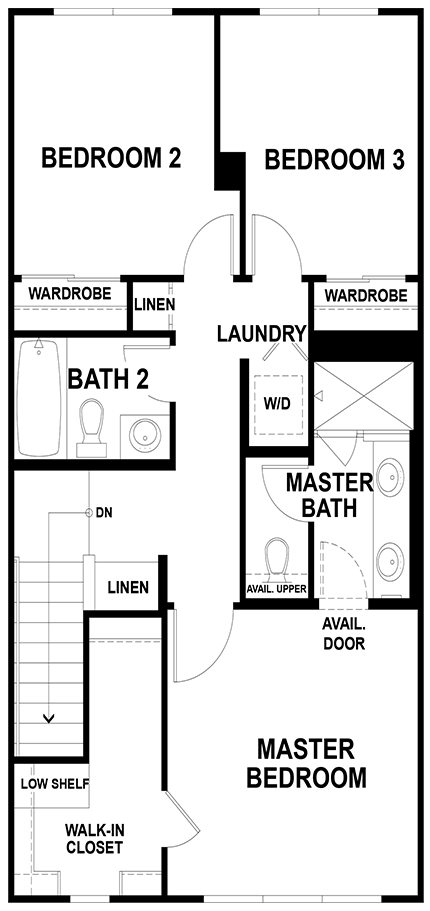 Enliven | Residence 3 Third Floor