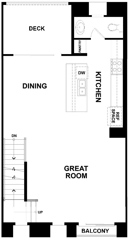 Enliven | Residence 3X Second Floor