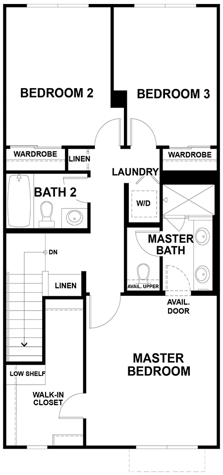 Enliven | Residence 3X Third Floor