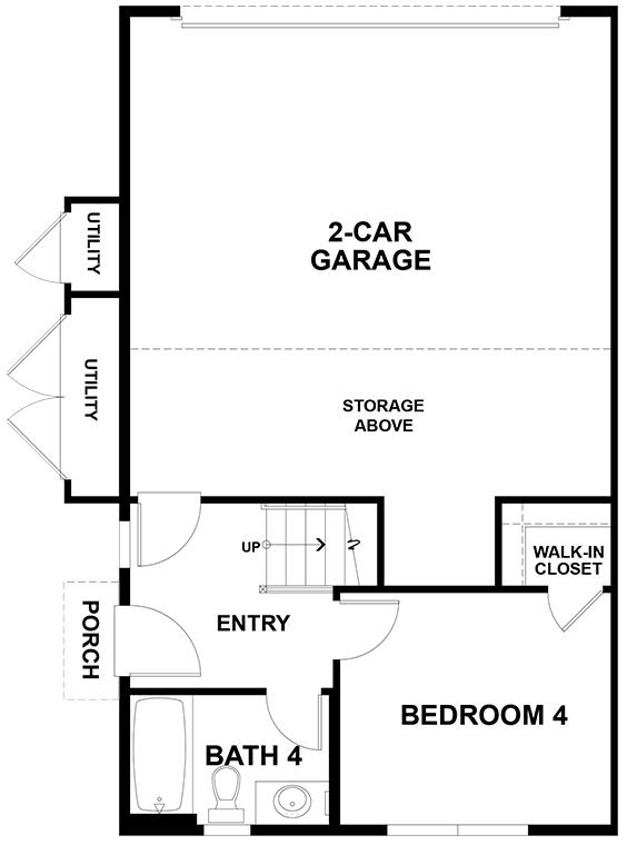 Enliven | Residence 4 First Floor