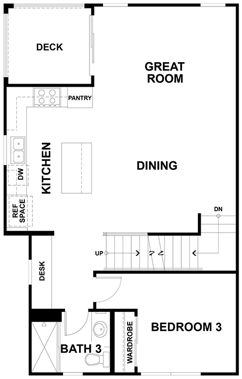 Enliven | Residence 4 Second Floor