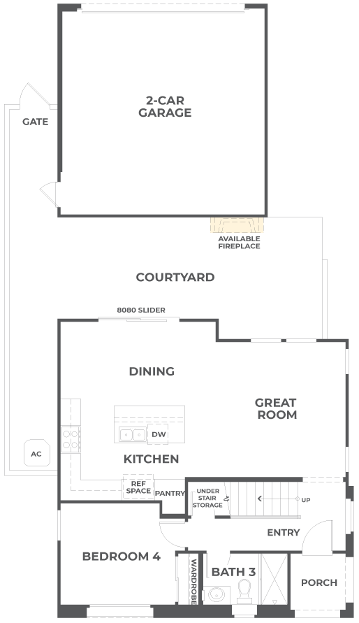 Lumin | Residence 2 First Floor