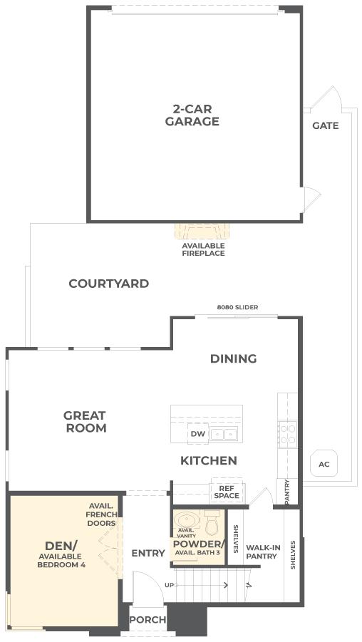 Lumin | Residence 3 First Floor