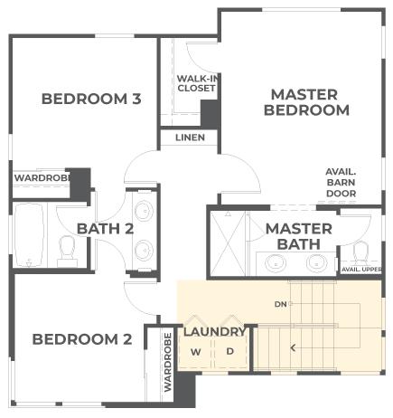 Lumin | Residence 3 Second Floor