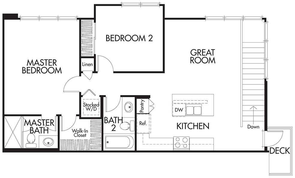 Nova | Residence 1 Second Floor