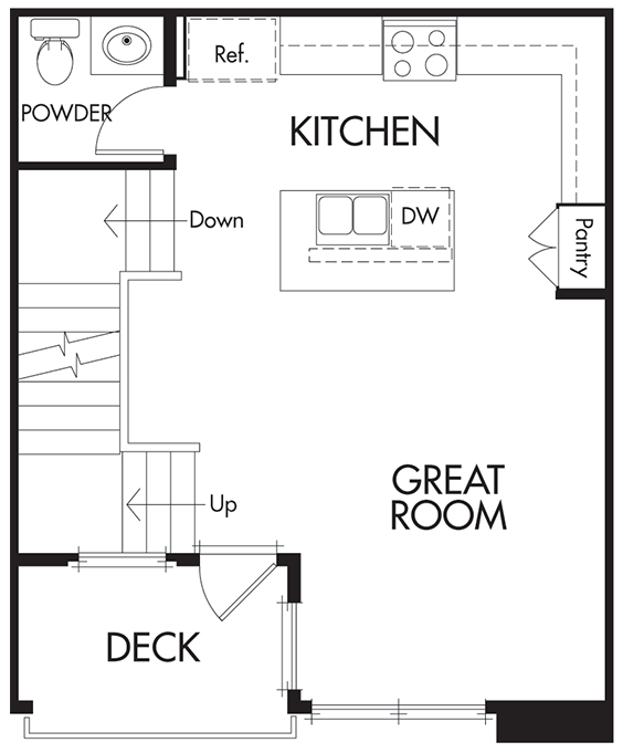 Nova | Residence 2 Second Floor