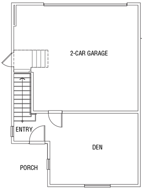 Tempo   Residence 2 First Floor