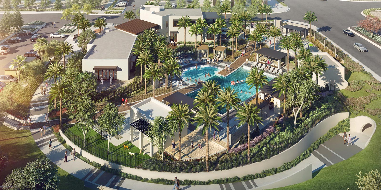 Club on 6th access for residents