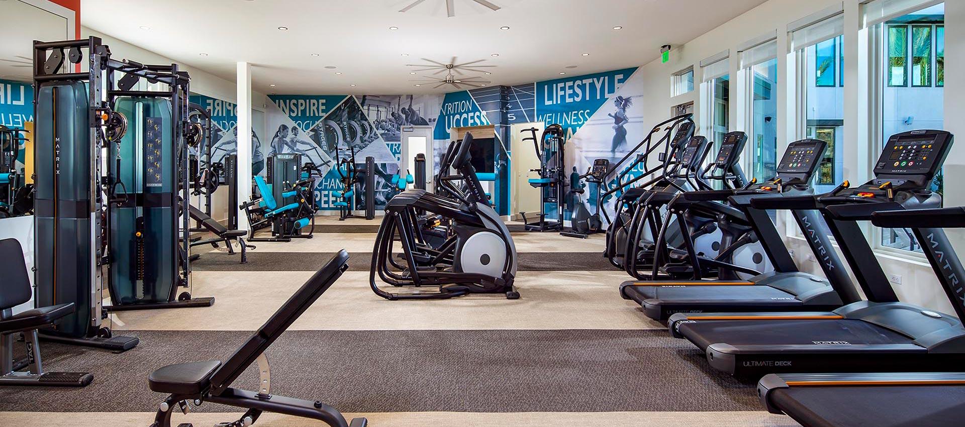 Gym – Club on 6<sup>th</sup>